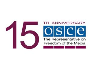 OSCE RFOM 15th anniversary